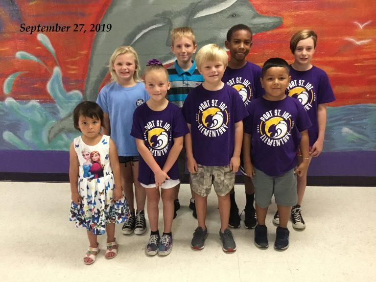 SOAR students September 27 19